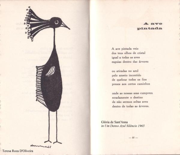 A ave pintada