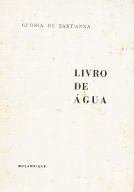 Capa Livro de Agua GdSA