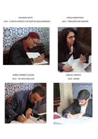 Quatro Autores 4 Obras Vencedoras PLGdSA